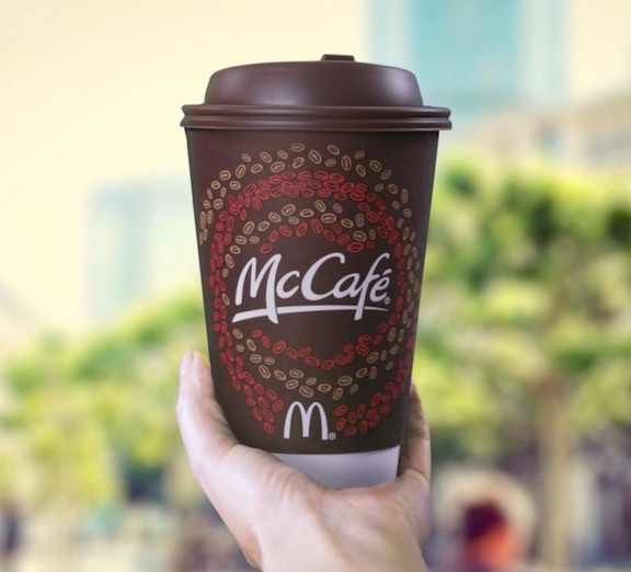 mccafe coffee mcdonalds never order