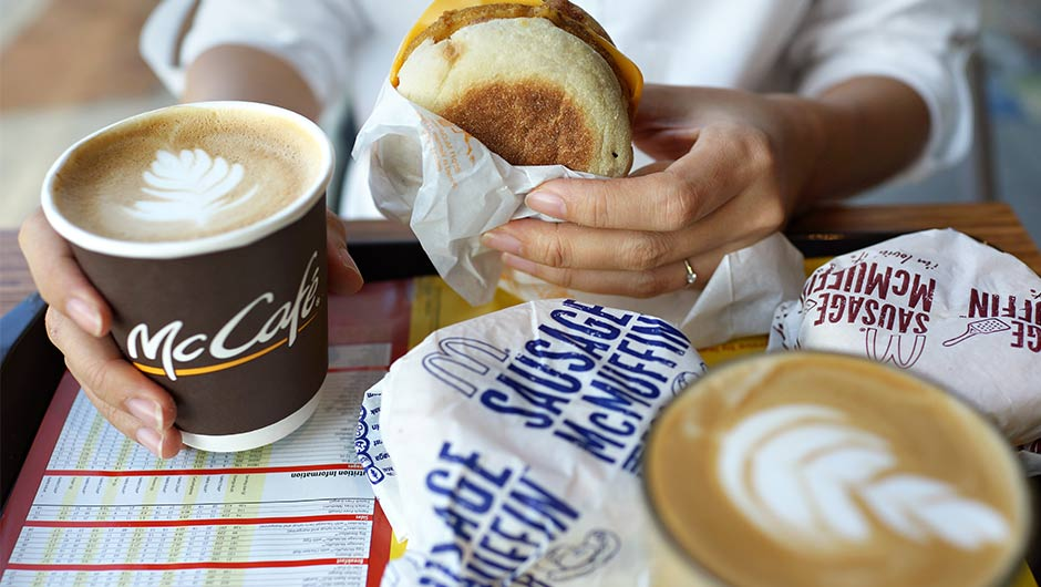 The Scary Reason Why You Should Never Order A Breakfast Sandwich At Fast Food Restaurants, Like, Ever