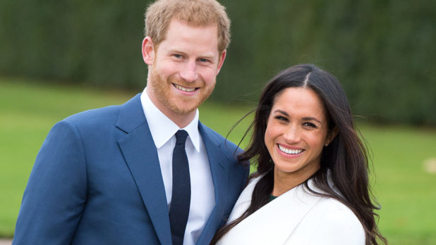 Prince Harry & Meghan Markle Released Their Official Engagement Photos And They're Beautiful!