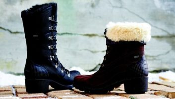 These Cute Faux-Fur Lined Merrell Boots Actually Make Us Excited For Snowy Winter Weather