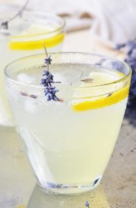 lemon lavender lemonade