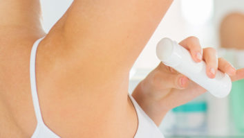 The One Drugstore Deodorant You Should Start Using, According To A Dermatologist
