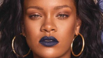 Rihanna Is Releasing A Blue Fenty Beauty Lipstick And We Cannot Wait!