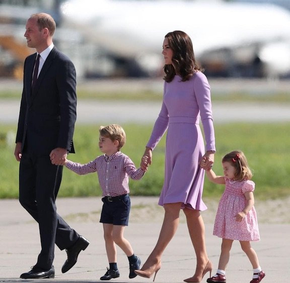 prince william kate middleton royal family