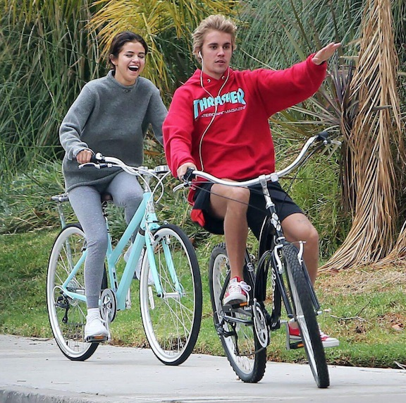 selena gomez justin bieber back together