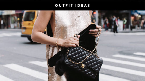 These Sequin Outfit Ideas Are Perfect For Holiday Parties, New Year's Eve & More