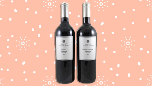 You Can Get Wine At Trader Joe's For Under $20 (You're Welcome!)