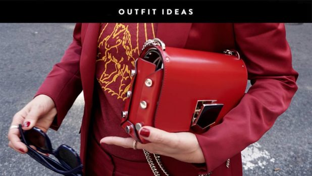 These Red Outfit Ideas Are Perfect For When You Need A Break From Black