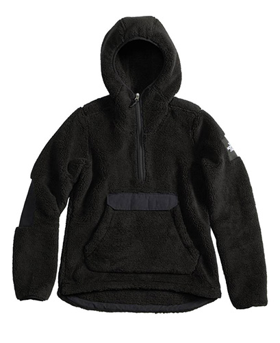 Campshire High Pile Fleece Pullover Hoodie