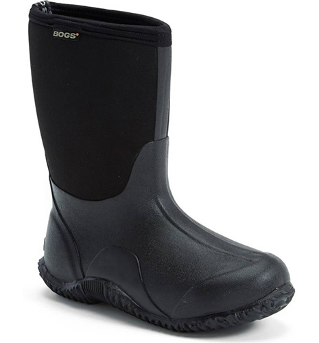 Classic Mid High Waterproof Snow Boot