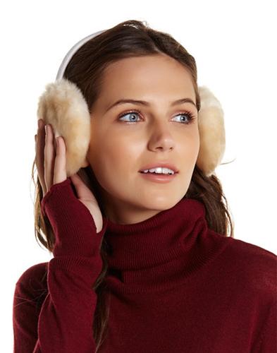 NORLA Faux Fur & Faux Suede Earmuffs