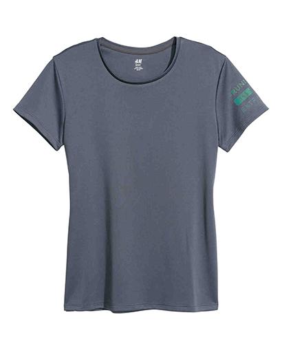 Short-sleeved Running Top