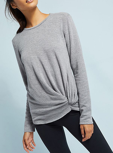 Stateside Twisted Sweatshirt