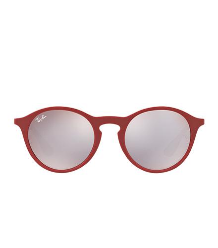 Round Keyhole Sunglasses