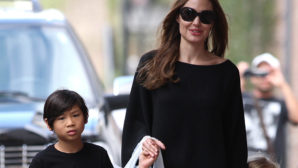 Did You See How Grown Up Angelina Jolie's Son Pax Looked At The Golden Globes?!