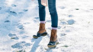 Drop Everything--L.L. Bean's Always-Sold-Out Bean Boots Are On Sale Right Now #ThisNeverHappens