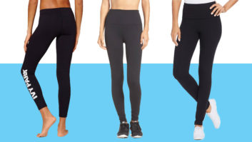 These Are The Best Leggings Ever (& They're Not See-Through!)