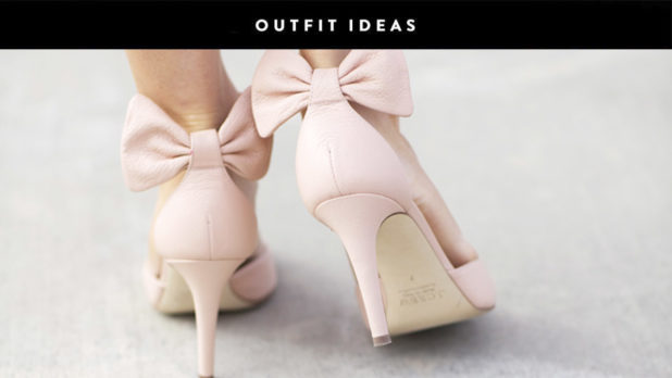 Here's How To Rock A Stylish Pair Of Bow Shoes