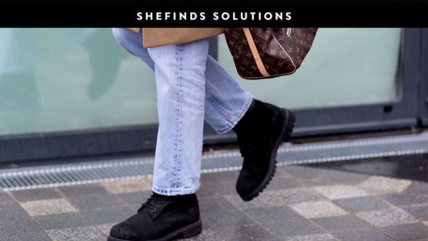 Once And For All, Here's How To Break In New Shoes