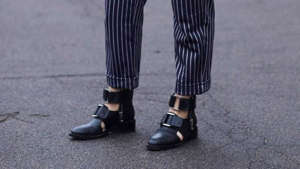 The Boots Everyone Will Be Wearing This Winter (They're Not Over-The-Knee!)