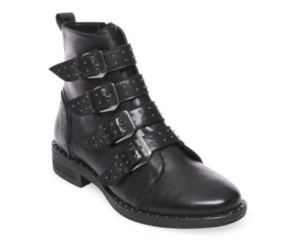 steve madden buckle boots