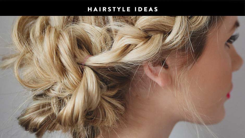 Need A Quick Easy Hairstyle Try One Of These Creative Buns