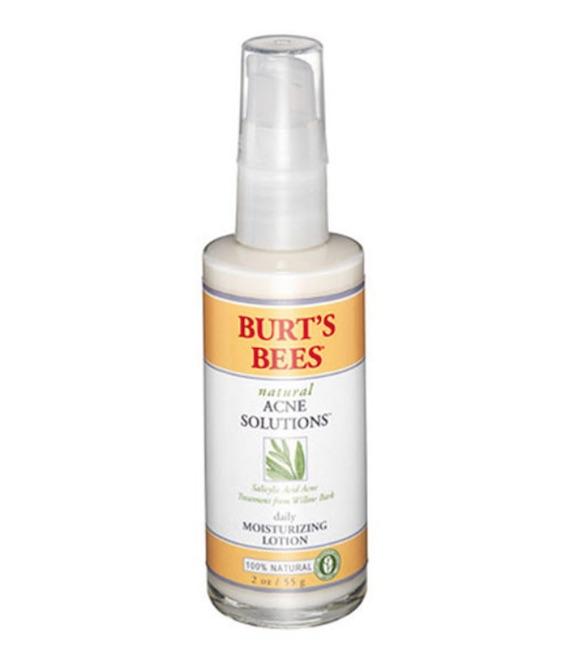 burts bees moisturizer