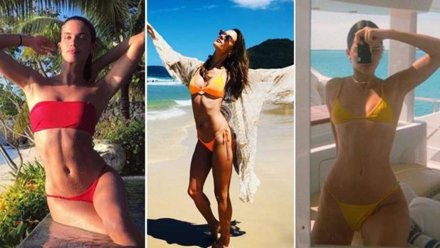 These Celebs On Vacation Are SO Hot--We're Not Even Jealous!