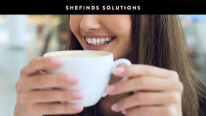 Once And For All, Here's How To Get Rid Of Coffee Stains On Your Teeth #SheFindsSolutions