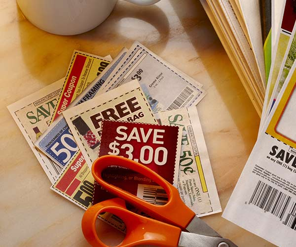 paper coupons