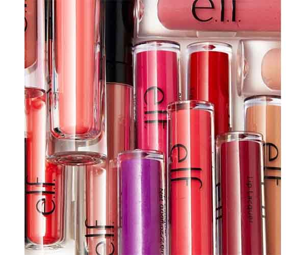 e.l.f. Cosmetics lipsticks