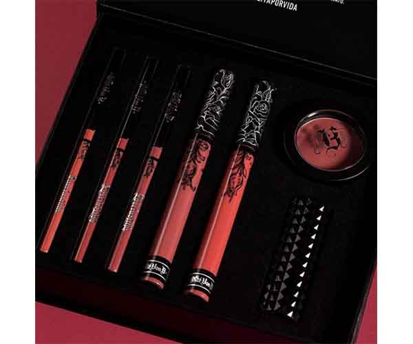 Kat Von D beauty products