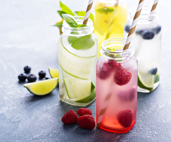 drop 5 pounds with detox drinks