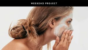 Weekend Project: Make Your Own DIY Face Mask