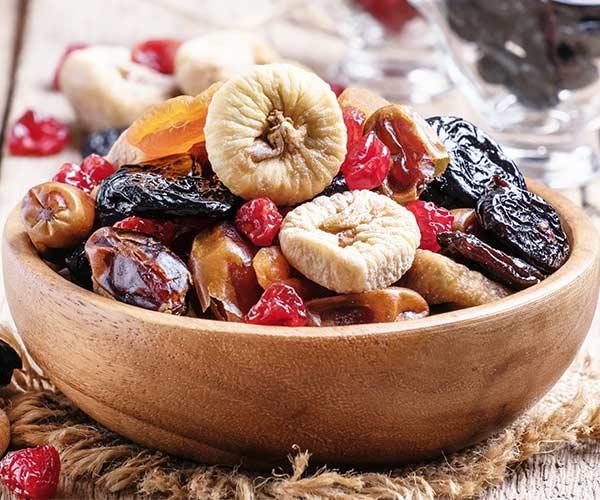 avoid fattening fruits