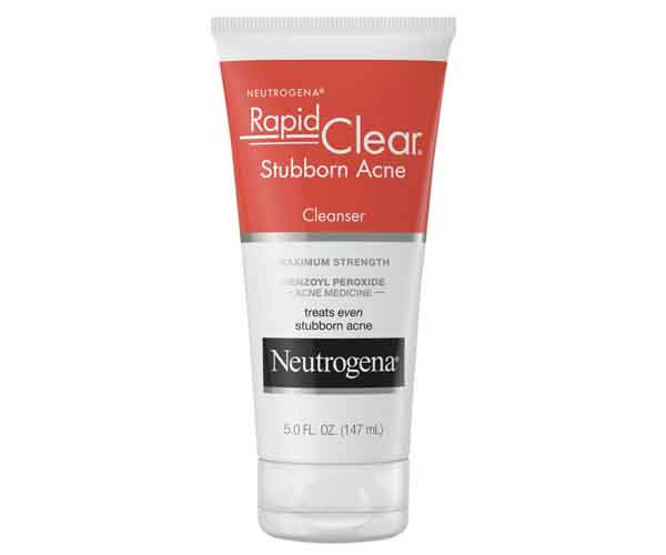 neutrogena acne product
