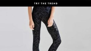 Put These Stylish Embellished Leggings Into Your Wardrobe Rotation ASAP