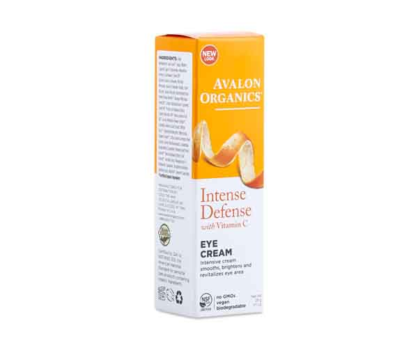 avalon organics eye product