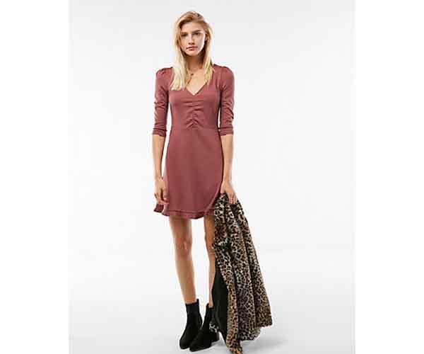 Express A-Line Dress