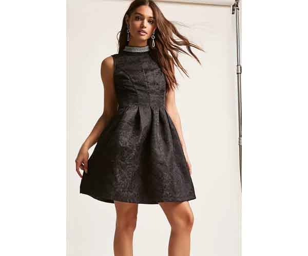 Forever 21 A-Line Dress