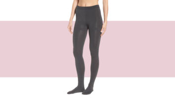 Psst! Nordstrom Has <em>The Best</em> Fleece Lined Tights... And They're Only $15