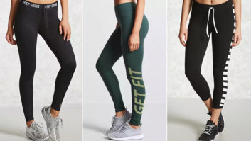 Free Leggings at Forever 21 This Weekend? Yes, Please!