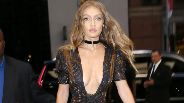 Gigi Hadid's Boobs Have Gotten HUGE, And We Love It!