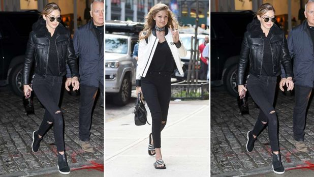 How Many Times Does Gigi Hadid Have To Wear These Jeans Before You Buy Them?