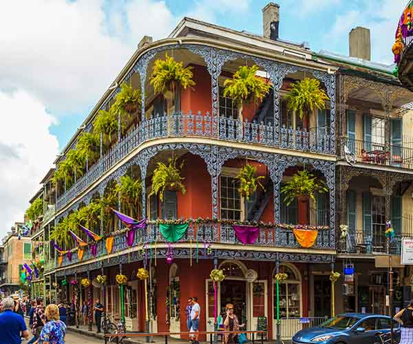 new orleans honeymoon