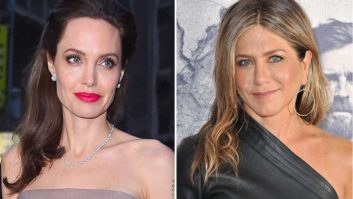 Um, Jennifer Aniston & Angelina Jolie Are Both Going To Be Presenters At The Golden Globes