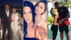 Um, Did The Kardashians Really Not Realize Their Pictures Were Photoshopped?