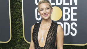 What Is Kate Hudson Wearing? She's Practically Naked!