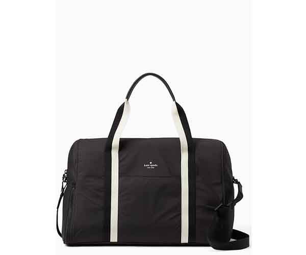 kate spade athleisure gym bag