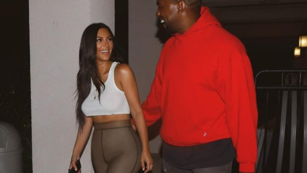 Kim Kardashian & Kanye West Welcome Baby #3 Via Surrogate!